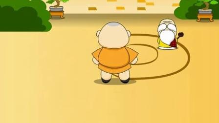 佛教动画-智远堂--19《拐杖》_标清