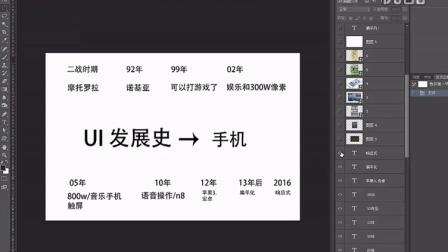 第一课  UI是什么及UI设计师的职责 学习UI设计的前期预热知识