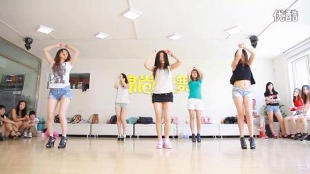 子元老师领舞课堂教学3