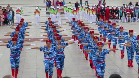 齐齐哈尔市富裕县龙山村广场舞比赛