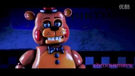 【TAKE   ME   HIGHER】搬运;玩具熊的午夜后宫歌曲:《mr.fazbear》 (费斯熊先生)
