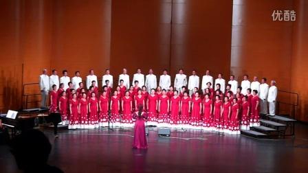 兰州星光合唱团甘肃大剧院《青海梦》~兰州市城关区2016群众艺术团队晋级评审展演