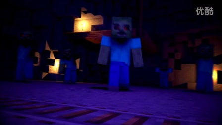 Minecraft Song _ -My Mine- a Minecraft Song Parody (Minecraft Animation)(1)