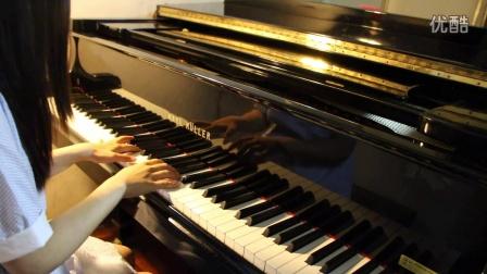 五月天 后来的我们 钢琴版 piano cover by Melody