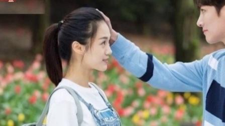 旋风少女第二季第13集,廷皓一时情难自制作势要亲吻百草,一旁的长安激动起来,_标清