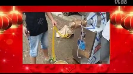 武威AC#富垚牌多功能自动玉米面条机 小型米粉米线机 玉米面条机生产厂家AC#EG