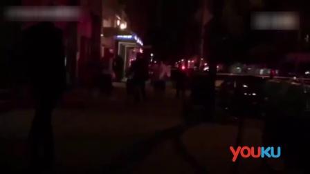 美国纽约曼哈顿一垃圾桶发生爆炸 25人受伤
