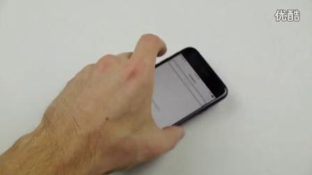 亮黑IPHONE7暴力磨损测试