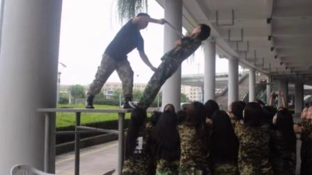 温岭市第一人民医院2016年新员工岗前培训雏鹰成长训练营6