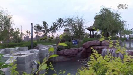 石河子景观河