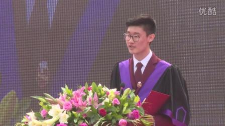 远方有你-记2016国际高中十二年级毕业典礼