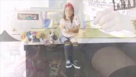 8岁女孩参加 Vans 美国滑板公开赛