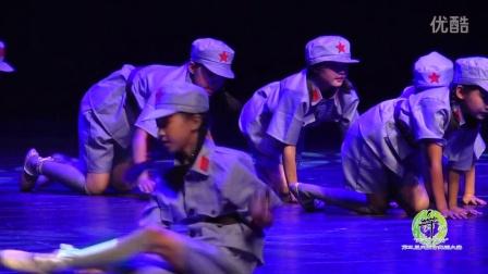 """第三届内蒙古舞蹈大赛""""呼和浩特赛区""""《闪闪的红星》"""