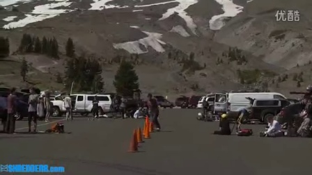 Overstayed Welcome: Mike Rav at High Cascade 2016