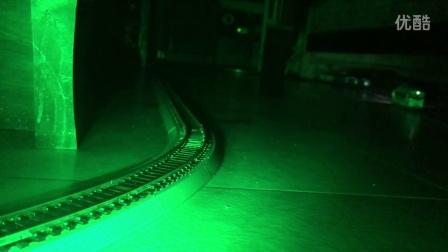 HO/HXD3D/晚上视觉 绿色灯光
