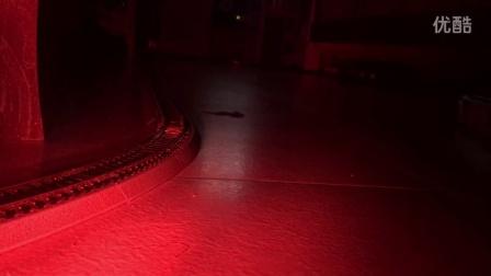 HO/和谐3D/3B/SS3/晚上 红色灯光 火车模型