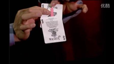 【扑克牌魔术教学】自动上升的牌