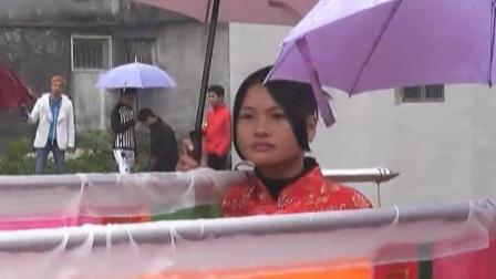 (7) 2014年春节潮尾村《圣驾出巡》实况庆典