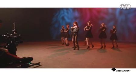 来看看Secret宋智恩姐姐的MV是怎么拍的吧