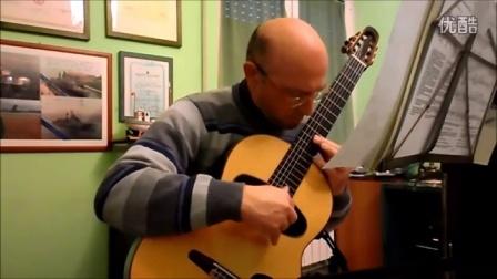 Andrés SEGOVIA - Giga MELANCOLICA