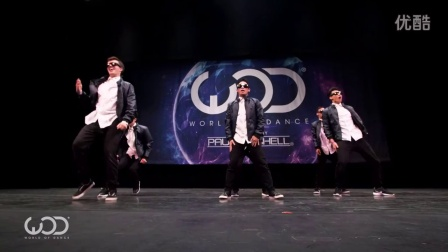 齐舞表演 Poreotics [World of Dance Seattle 2016]