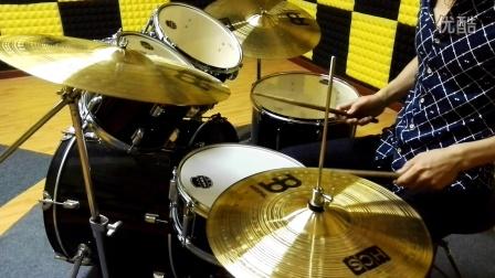 爵士鼓教程 教材 DRUM FILL 02