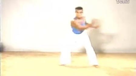 格斗之舞--巴西武术卡波拉舞教学片3 中级篇_