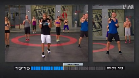 【Insanity MAX 30简化版】Tabata Strength - Modifier Track