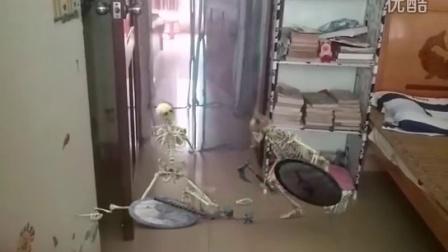 特效短片   骷髅战士