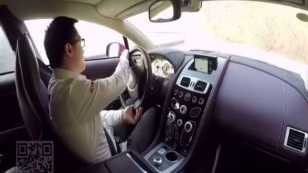 新车评网试驾阿斯顿马丁rapides视频新浪汽车汽车试驾