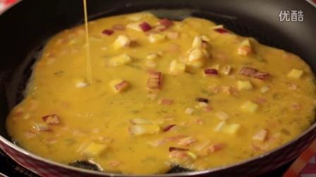 【美食做法】 簡單配料做出營養的早餐,一起來學煎蛋吐司!
