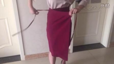 一片式半身裙怎么穿法