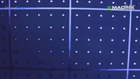 Art & LED Pixel Goodness | 麦觉士灯光控制系统案例