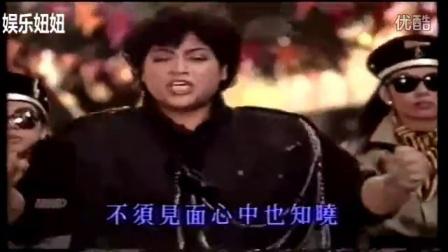 肥妈当年唱友谊之光的珍贵画面,唱的太霸气了,经典!