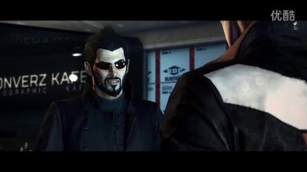 杀出重围 人类分裂 Deus Ex Mankind Divided System Rift DLC Launch Trailer