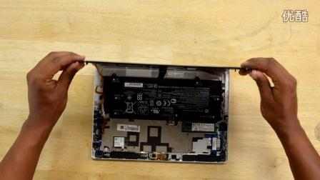 I fix it-HP Elite x2拆机视频
