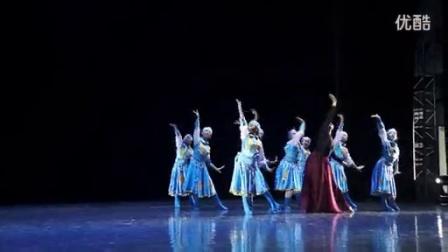 蒙族舞《迷途的羔羊》舞台版 周雨奇