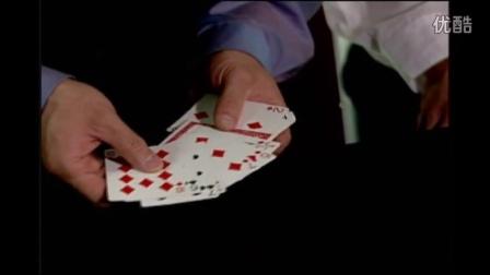【扑克牌魔术教学】万无一失指示牌