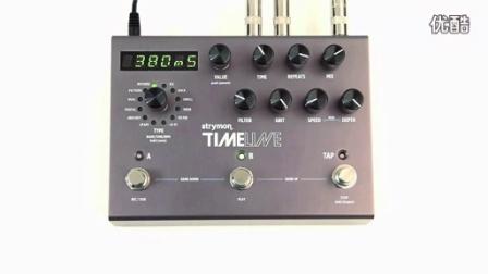 Strymon TimeLine - Reverse Delay Machine 反向