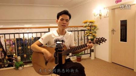 吉他弹唱 十年 (lulu)