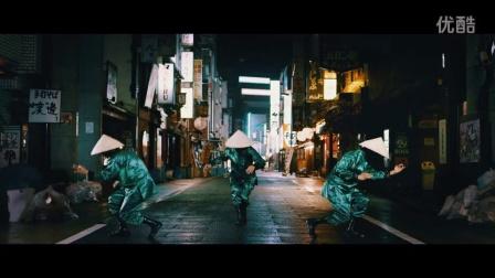 挪威组合蒙面斗笠人魔性舞蹈 Strawhatz - Tokyo Night