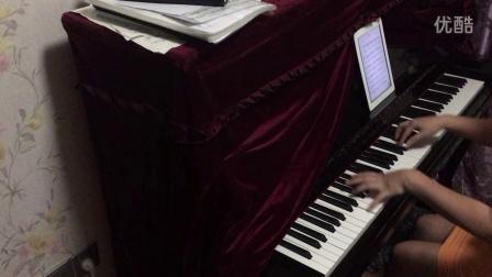 古惑仔《友情岁月》钢琴曲_tan8.com