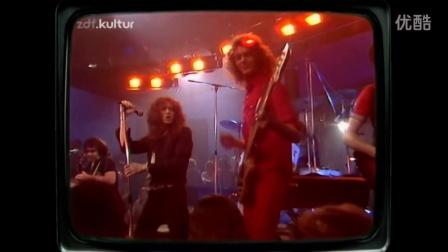 经典硬摇:Whitesnake - Don′t Break My Heart Again (Rockpop 1981)