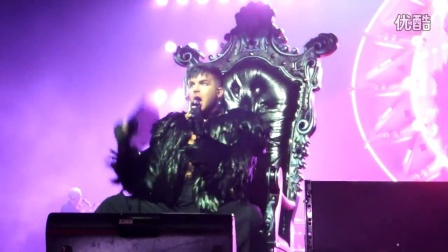 Killer Queen Speech HD Hong Kong 9.28.16 milkywayfairy Adam Lambert
