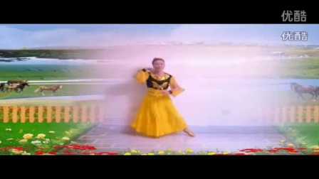 舞新疆舞《阿斯古丽》(6)nx0双人舞广场舞