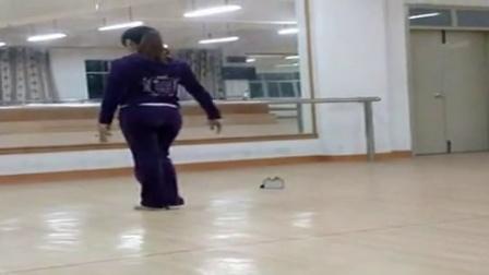 舞蹈《小苹果》教学版动作分解_标清