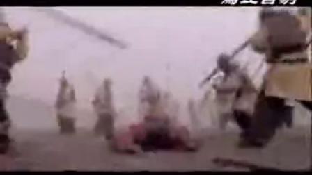《项羽之》电影片断