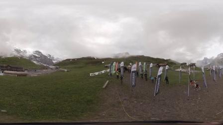 瑞士曼(SWISSMAN)登山比赛2016 360°终点