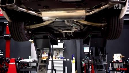 奔驰 C117 CLA250 Shooting Brake STONE 巨石工业 涡流三元全段排气系统