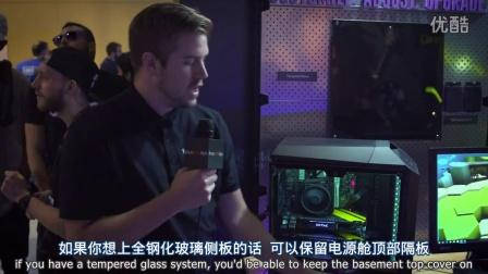 """【官方双语】走火入""""模""""!酷冷Master Case Maker 3 mATX机箱@PAX West 2016#Linus谈科技"""